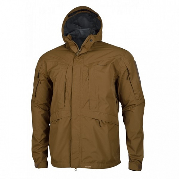 Bunda PENTAGON Monsoon Rain-Shell - coyote