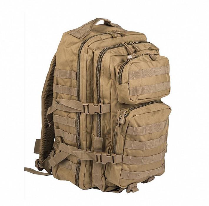 ec844c2cc5 Batoh vojenský US ASSAULT PACK large Mil-Tec® - coyote
