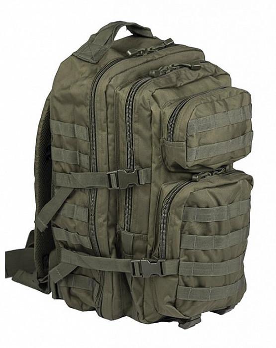5d3787ee7f Batoh vojenský US ASSAULT PACK large Mil-Tec® - oliv