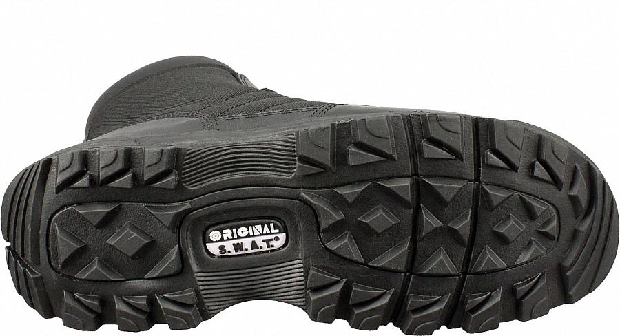 Boty Classic ORIGINAL S.W.A.T.® se zipem - černé  a9bfd5de97