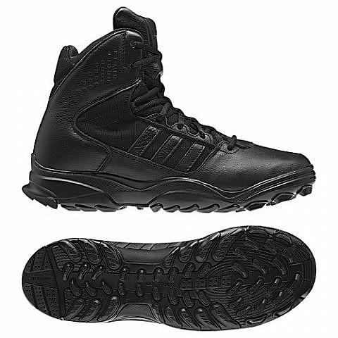 Taktické boty ADIDAS GSG 9.7 - černé  00a00e2d97