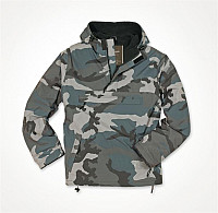 Outdoorová bunda SURPLUS Windbreaker - nightcamo
